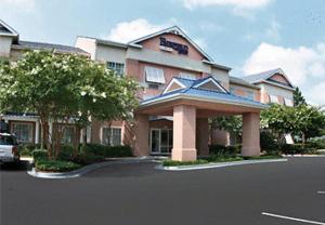obrázek - Fairfield Inn & Suites Hilton Head Island Bluffton