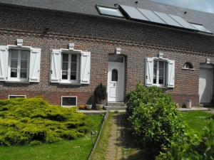 La Ferme de la Croix - Saint-Quentin-Lamotte-Croix-au-Bailly