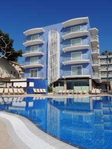 Augustus, Hotel  Cambrils - big - 92