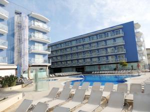 Augustus, Hotel  Cambrils - big - 81