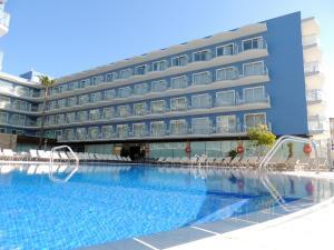 Augustus, Hotel  Cambrils - big - 88