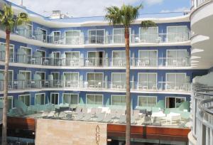 Augustus, Hotel  Cambrils - big - 165