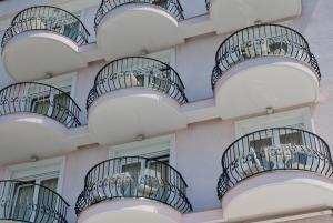 Hotel Vali Dramalj, Отели  Цриквеница - big - 28