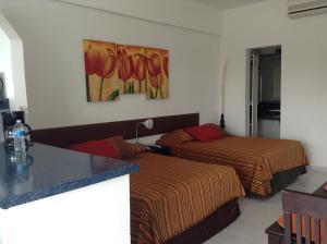 Aparthotel Siete 32, Apartmanhotelek  Mérida - big - 9