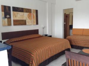 Aparthotel Siete 32, Apartmanhotelek  Mérida - big - 12