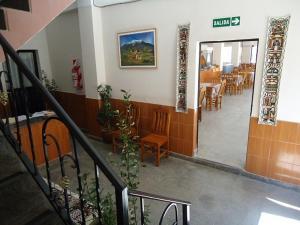 Hotel Frontera, Hotel  La Quiaca - big - 15