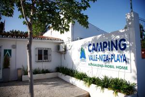 Camping Valle Niza Playa, Kempingek  Benajarafe - big - 34