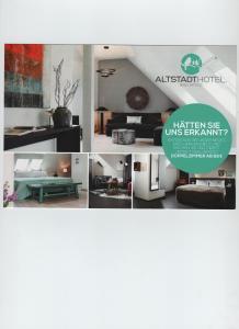 Altstadt-Hotel Bielefeld, Hotel  Bielefeld - big - 6
