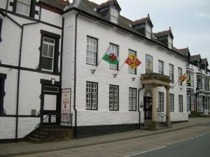 Auberges de jeunesse - Owain Glyndwr Hotel