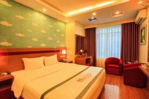 Home Hotel, Hotel  Hanoi - big - 25