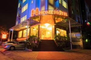 Home Hotel, Szállodák  Hanoi - big - 3