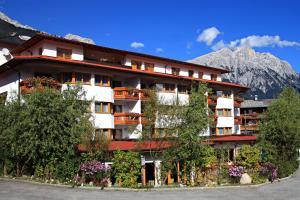 Aktiv-Hotel Traube, Szállodák  Wildermieming - big - 49