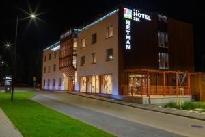 HotelSPA Hetman