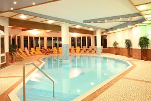 Aktiv-Hotel Traube, Szállodák  Wildermieming - big - 42