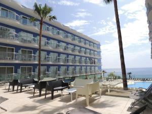 Augustus, Hotel  Cambrils - big - 93