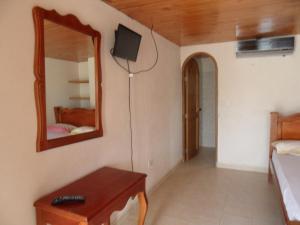 Hotel Playa Dorada, Penziony  Coveñas - big - 8