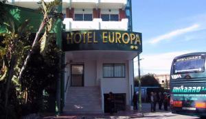 Hotel Europa, Hotely  Alfaz del Pi - big - 6