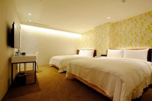 Hotel Puri Taipei Station Branch, Hotels  Taipeh - big - 48