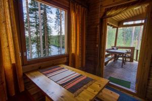 Ahvenlampi Camping - Tervaala
