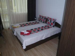 Nicol Apartment in Hermes Complex, Apartmány  Slnečné pobrežie - big - 8