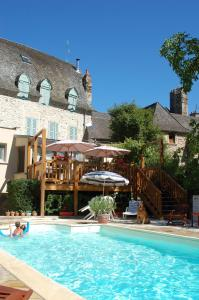 Accommodation in Estaing
