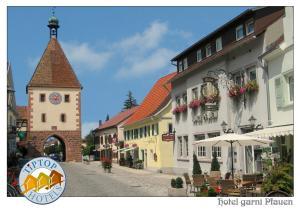 TIPTOP Hotel Garni Pfauen - Amoltern
