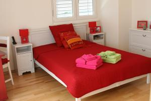 BnB Les Coquelicots - Accommodation - Mies