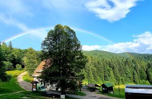 Planinski Dom na Travni Gori