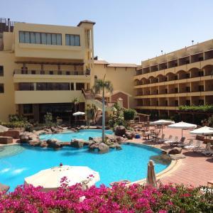 Отель Amarante Pyramids Hotel, Каир