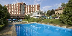 Danubius Health Spa Resort Aqua - Все включено, Отели  Хевиз - big - 1