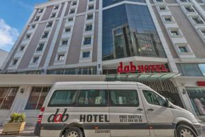 Dab Hotel, Szállodák  Esenyurt - big - 34