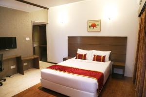 The Avenue Hotel & Suites, Hotel  Chittagong - big - 21