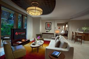 Resorts World Sentosa - Equarius Hotel (SG Clean)