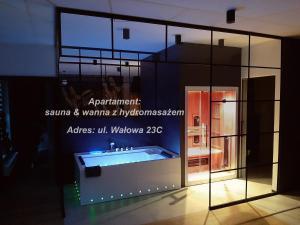 Jacuzzi Apartament Gdańsk RELAX Apartments