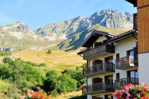 Goélia Les 4 Vallées - Hotel - St François Longchamp