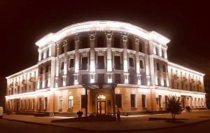 Отель Буг, Брест