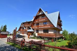 Accommodation in Bukowina Tatrzanska