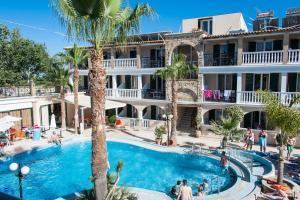 Hostels und Jugendherbergen - Zante Plaza Hotel & Apartments
