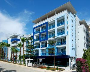 Kleopatra Ramira Hotel - All Inclusive, Hotels  Alanya - big - 67