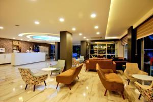 Kleopatra Ramira Hotel - All Inclusive, Szállodák  Alanya - big - 61