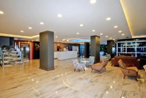 Kleopatra Ramira Hotel - All Inclusive, Szállodák  Alanya - big - 62