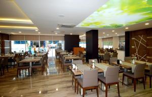 Kleopatra Ramira Hotel - All Inclusive, Szállodák  Alanya - big - 51