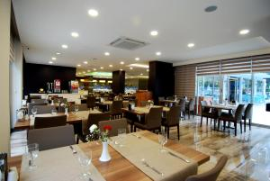 Kleopatra Ramira Hotel - All Inclusive, Hotely  Alanya - big - 71