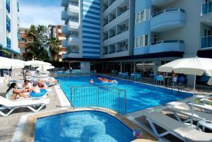 Kleopatra Ramira Hotel - All Inclusive, Szállodák  Alanya - big - 73