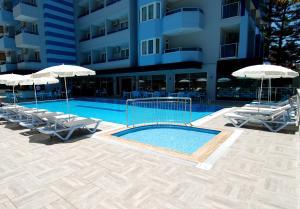 Kleopatra Ramira Hotel - All Inclusive, Szállodák  Alanya - big - 35