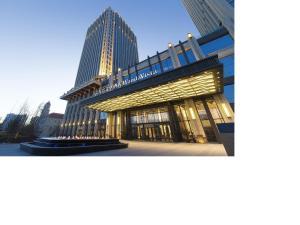 Wanda Vista Tianjin, Hotels  Tianjin - big - 1