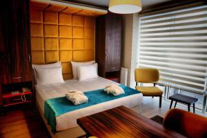 Chakra Suites Levent-Metro, Apartmanhotelek  Isztambul - big - 35