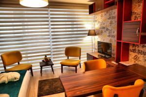 Chakra Suites Levent-Metro, Apartmanhotelek  Isztambul - big - 34