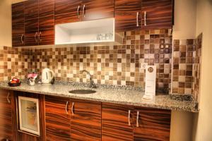 Chakra Suites Levent-Metro, Apartmanhotelek  Isztambul - big - 55