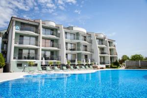 Gardenia Vacation Settlement, Apartmanhotelek  Szozopol - big - 1